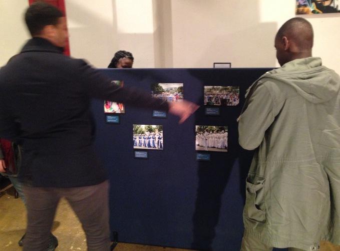 Exhibition Visitors